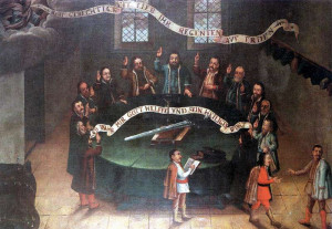 A lőcsei városi tanács ülése, 1697