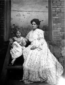Emma Lányová s dcerou Ruth