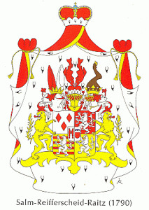 Salm-Reifferscheidt-Raitz erb