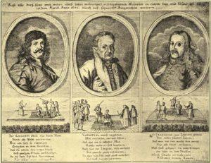 Zrínský, Frangepán a Nádasdy