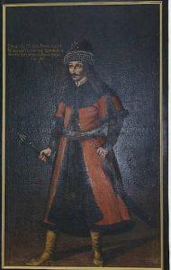 kníže Vlad III. Tepeš Bassaraba