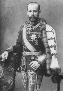 korunní princ Rudolf Habsburský