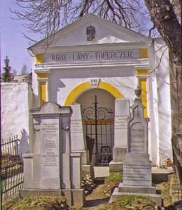 hrobka Lányi-Kray